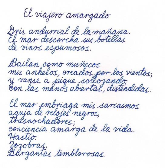 20131215 Jacobo Fijman - El viajero amargado - 1 de 3